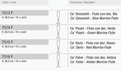 Flute Colori